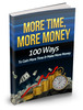 More Time More Money + Master Resell Rights License