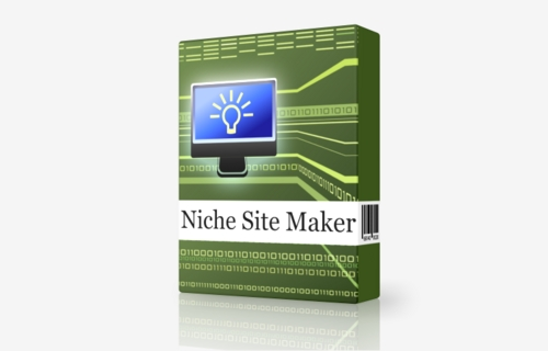 Product picture Niche Site Maker  MRR Software