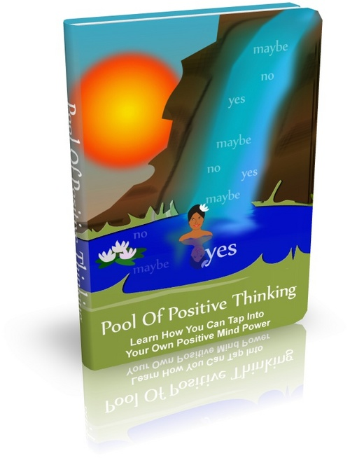 Product picture Pool of Positive Thinking -MRR