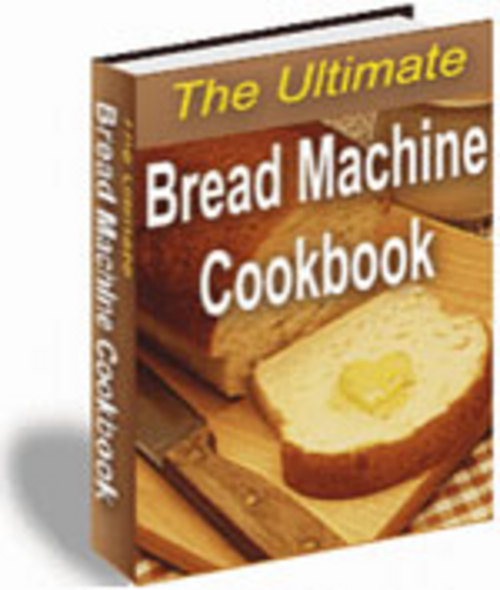 Product picture  100 Delicious Bread machine  Recipes