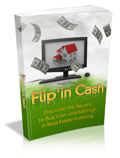 Product picture Flip in Cash + Resell Rights