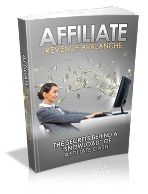 Product picture Affiliate Revenue Avalanche + Resell Rights
