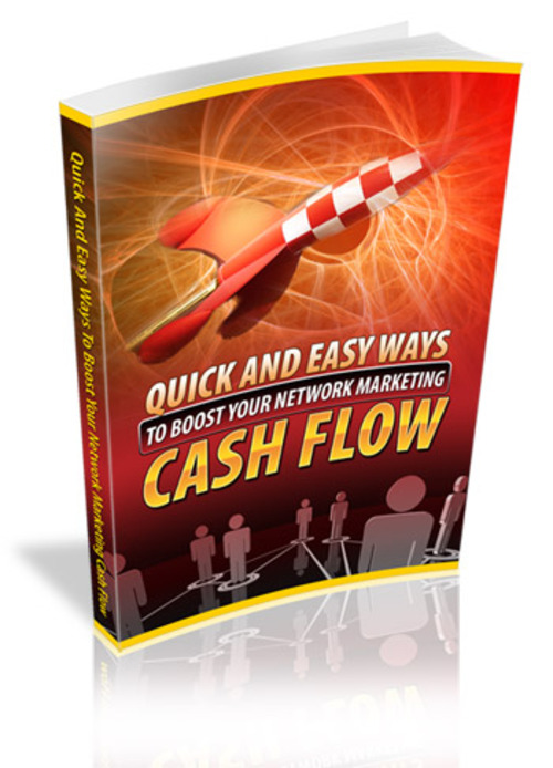 Product picture Boost Your Network Marketing Cash + Master Resell Rights